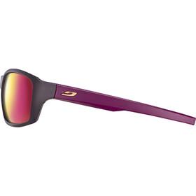 Julbo Extend 2.0 Spectron 3CF Lunettes de soleil 8-12 ans Enfant, matt aubergine/multilayer rosa